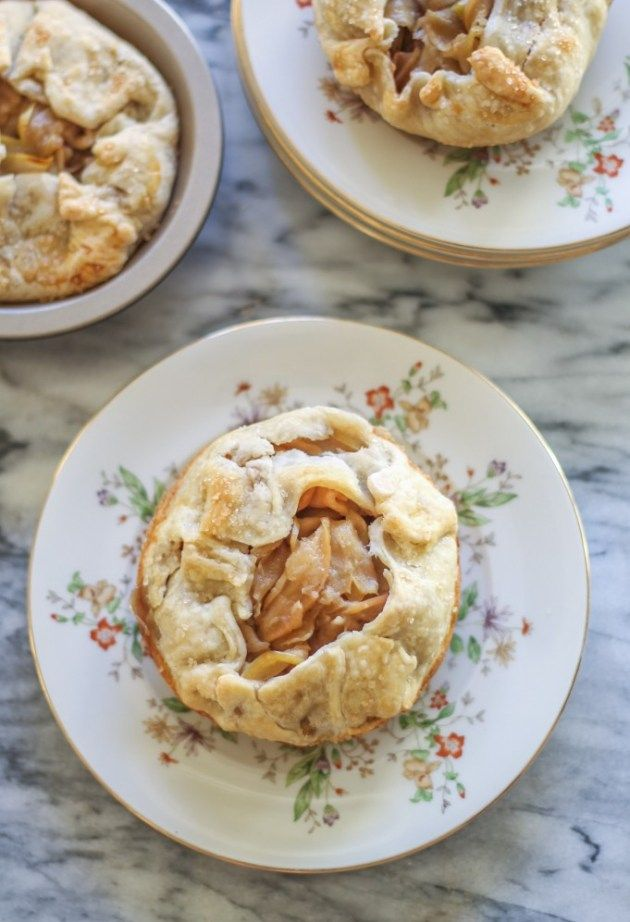 Mini Chai-Spiced Apple Pie | Piiiiie | Pinterest