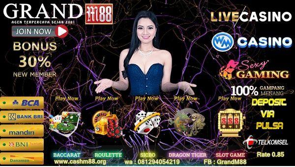 Situs Sbobet Live Casino Terbaik