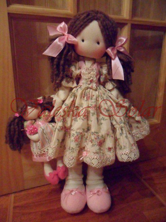 sarah kay muñeca de tela - Buscar con Google