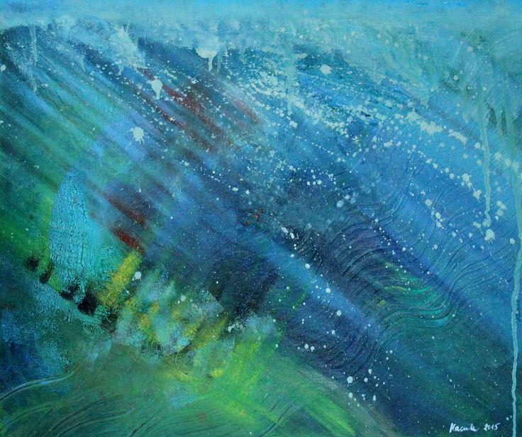 LETEM SVĚTEM olejomalba na plátno 50/60cm Malba je na plátně-na vypnutém rámu. Obraz do interiéru. Rozměr 50/60cm...