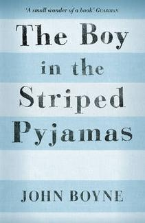 5.The Boy in the Striped Pyjamas by John Boyne