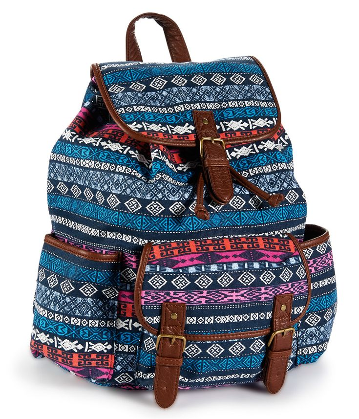 Geo Stripe Backpack from Aeropostale