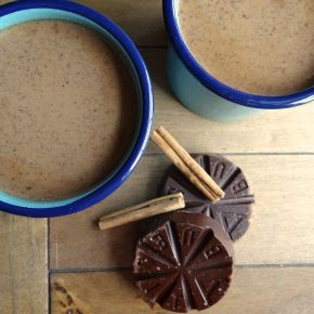 Champurrado & other yummy traditional Mexican recipes