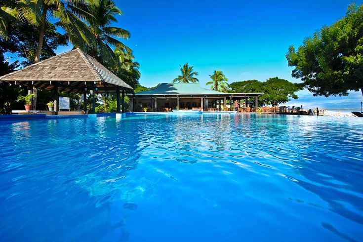 Happiness is spending the day in/at the pool! #anchoragefiji #fiji #holiday http://www.anchoragefiji.com/