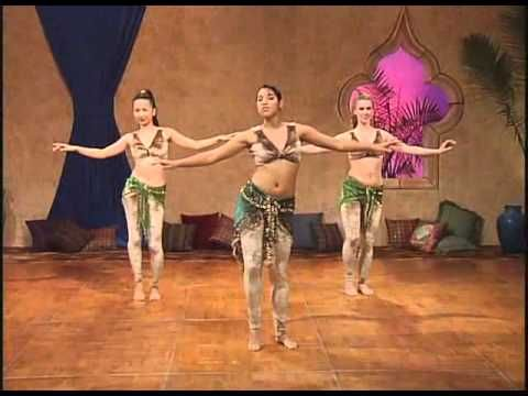 Desert Dreams - The Art of Belly Dance (workout) For Beginners wi Part 5