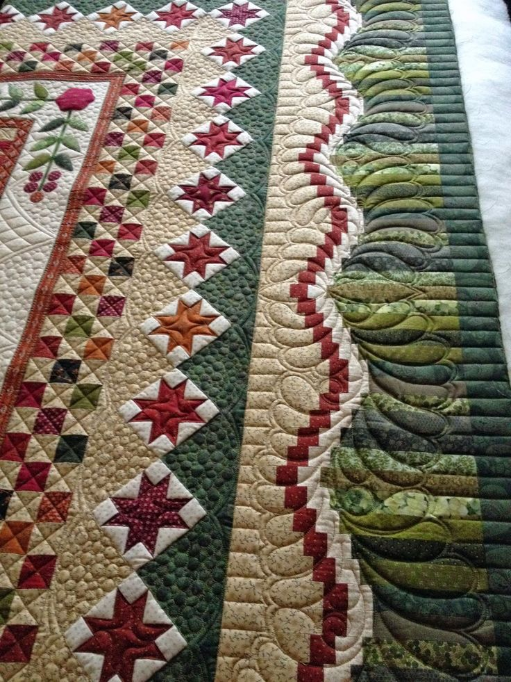 Ideas For Quilting Borders : 25+ best ideas about Quilt Border on Pinterest Machine quilting tutorial, Quilting ideas and ...