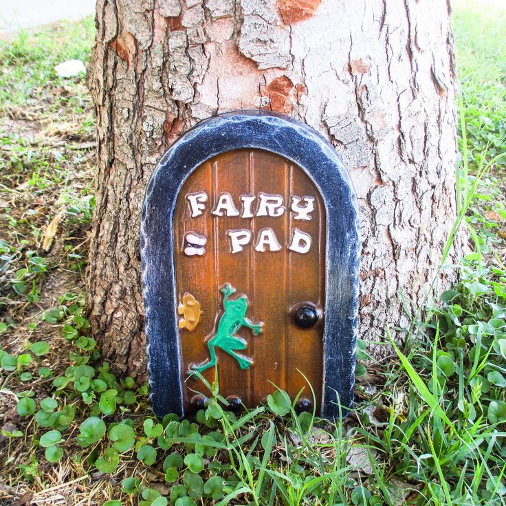 Fairy Door   Fairy Garden   Fairy Garden Accessories   Fairy Door For Tree    Gnome