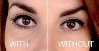With or without our mascara lenght & care #mascara #eyes #purearganoil #arganoil #organic #makeup #zorah #canadian
