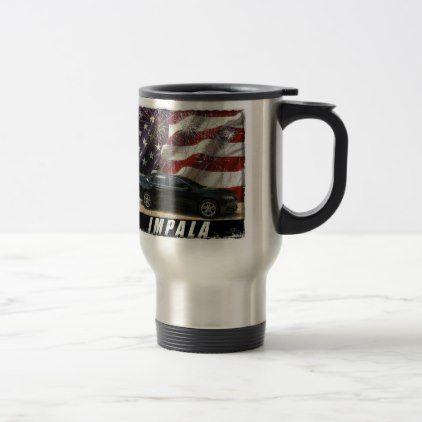 2014 Impala LT Travel Mug - home gifts ideas decor special unique custom individual customized individualized