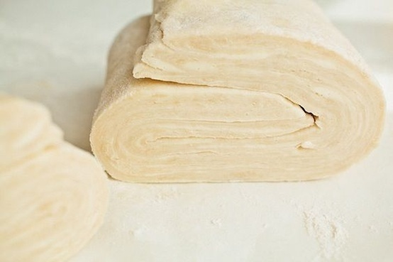 Easy Puff Pastry Recipe by may