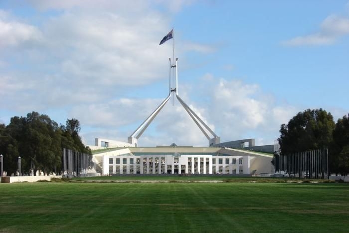 Parliment House: Natural or Human ?