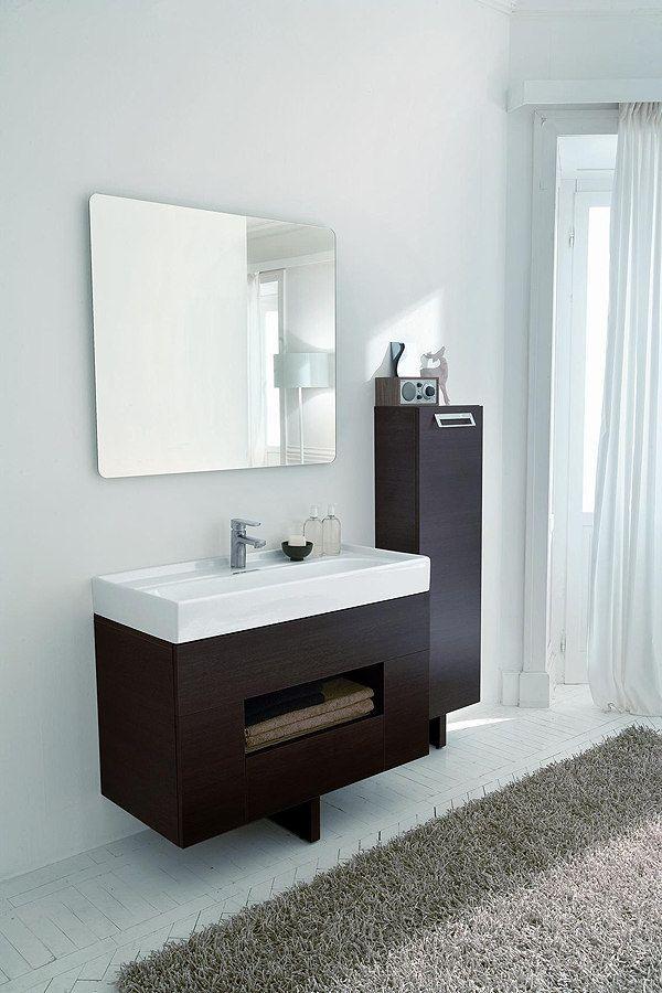 Best 49 Badeværelsesinspiration images on Pinterest Bathroom - küche fliesenspiegel verkleiden
