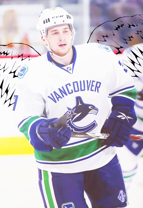 While I never was a fan of the Vancouver Canucks, I was a fan of Rick Rypien. Because even if he was on a team I hated, it was hard not to notice his determation and sheer will. I really do hope he's in a better place now. Happy Birthday Rick, you'll always be my hero.