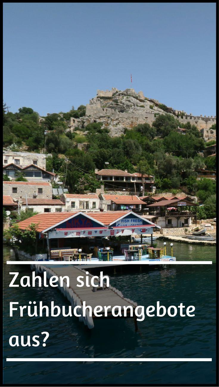 Zahlen sich Frühbucherangebote für Reisen in die Türkei aus? So sparst Du geld bei der Buchung deines Urlaub! - http://www.tuerkeireiseblog.de/fruehbucherangebote-tuerkei/