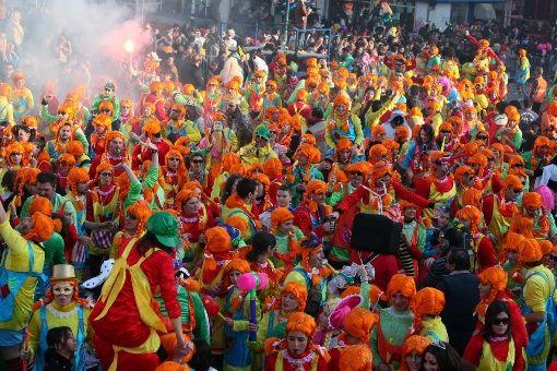 VISIT GREECE  Carnival parade in Xanthi