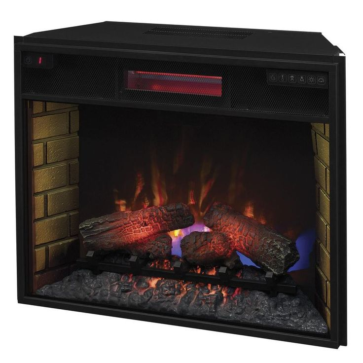 1000 Ideas About Fireplace Inserts On Pinterest Electric Fireplace Insert Electric