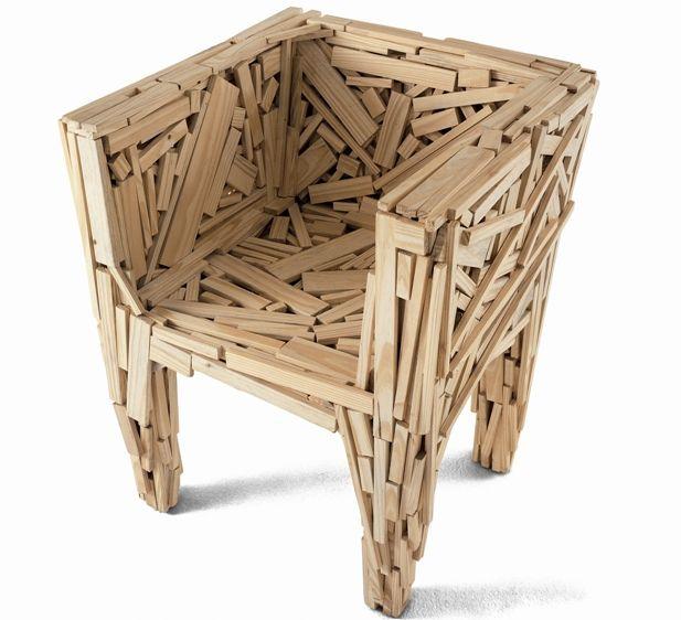 cadeira favela