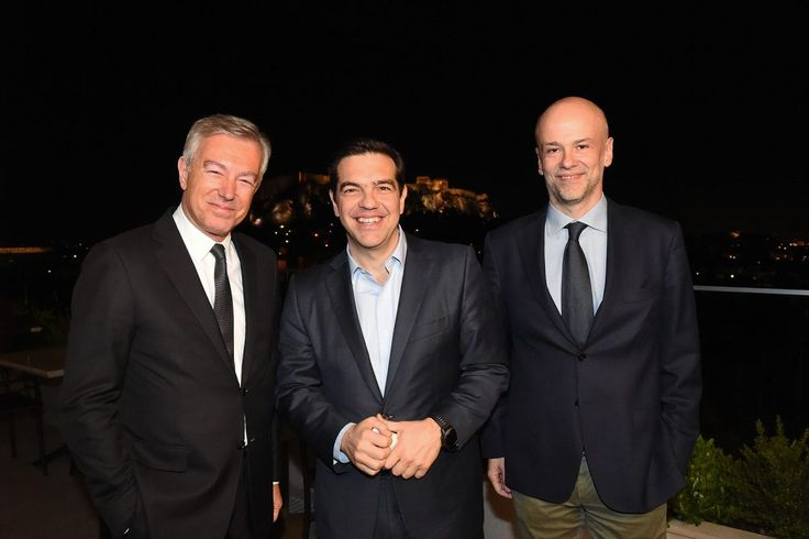 SETE, PM Betting on 2017 for Greek Tourism.