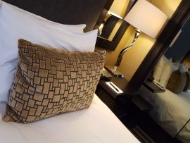 Review of the five star Chester Hotel in Aberdeen, with kids!