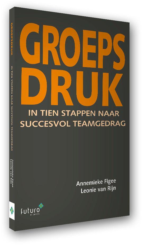 Het boek Groepsdruk van Annemieke Figee en Leonie van Rijn is boekentip bij Baaz. Groepsdruk komt in iedere organisatie voor. Soms heeft het een positief effect op de resultaten van je team, maar al te vaak zorgt groepsdruk voor mindere teamresultaten. Hoe verbeter je het groepsgedrag in jouw team? Misschien dat het boek 'Groepsdruk, in tien stappen naar succesvol teamgedrag' je een handje kan helpen! #groepsdruk #annemiekefigee #leonievanrijn #futurouitgevers #baazmagazine