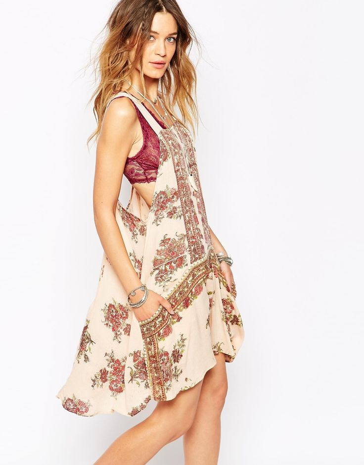 Free People Paradise Song Tunic In Print