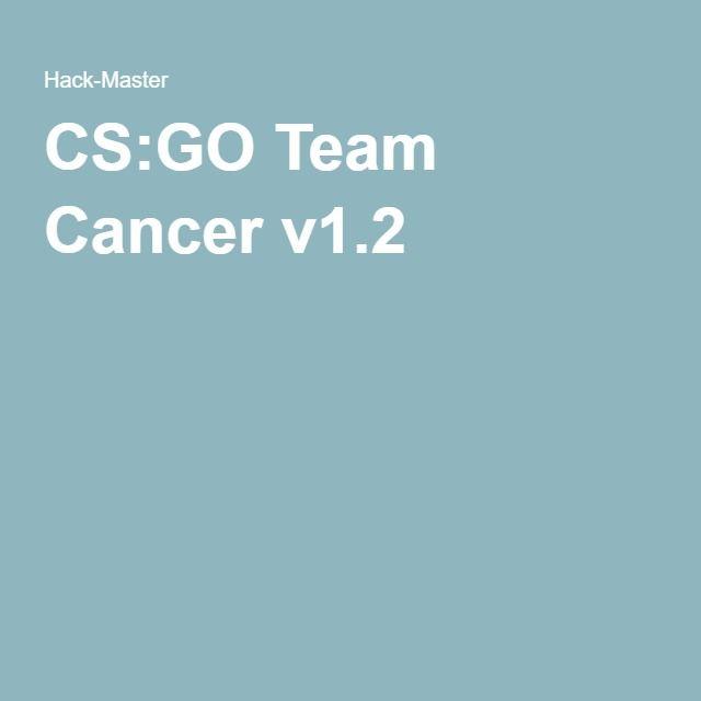CS:GO Team Cancer v1.2