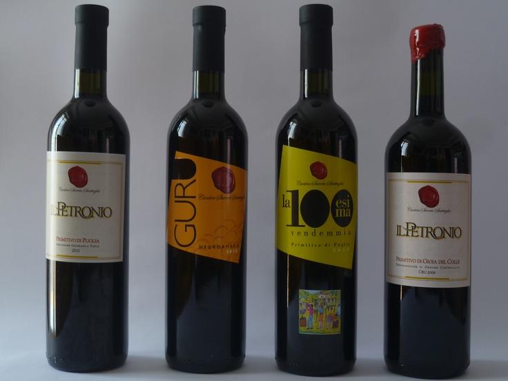 cantine saverio scattaglia 's  jewels primitivo and negroamaro luxury apulian wines