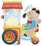 "Checkout the ""Poppin' Popcorn Bulletin Board Set"" product"
