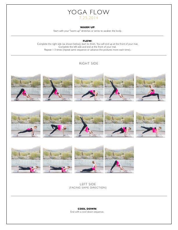 YOGA FLOW & MEDITATION: Commitment — Coreen Murphy