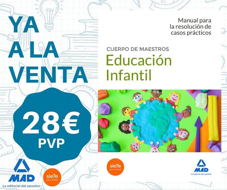 Manual para la resolución de casos prácticos, educación infantil, maestros, educación