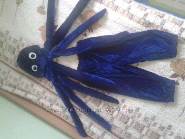 Костюм осьминога на прокат