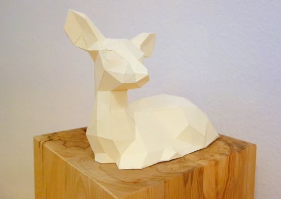 12 best papercraft images on pinterest papercraft paper for Raumgestaltung do it yourself