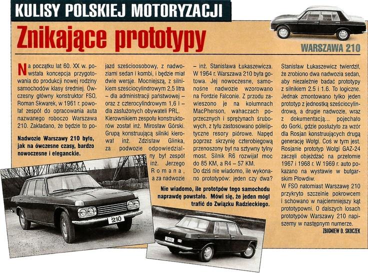 FSO Warszawa 210