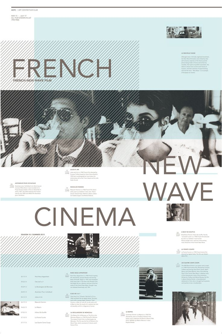 Video Essay: How the French New Wave Changed Cinema - YouTube