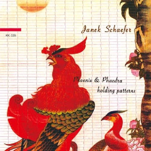 Janek Schaefer - Phoenix & Phaedra Holding Patterns