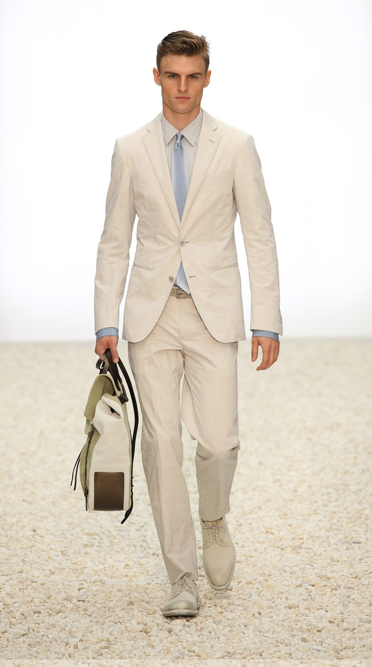 32 best images about Summer Suit on Pinterest | Beige suits ...