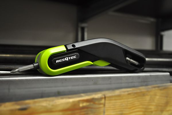 Resqtec S1 on Industrial Design Served