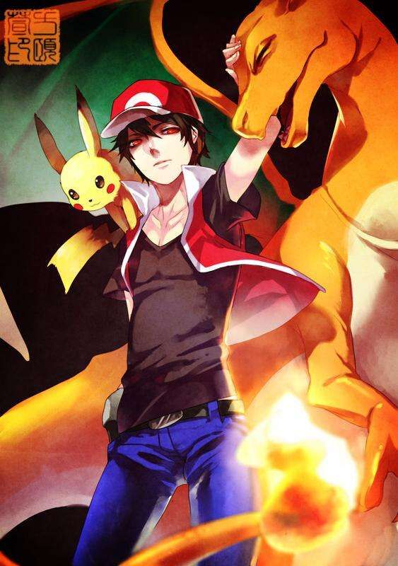how to get pokemon fire red on