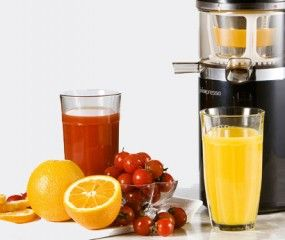 Alles over sapcentrifuges & slowjuicers