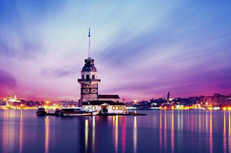 Tatil Yerleri ~ Kız Kulesi Seyir Rehberi - Kız Kulesi Civarında Gidilecek Gezilecek, Görülecek, Ziyaret Edilecek Yerler