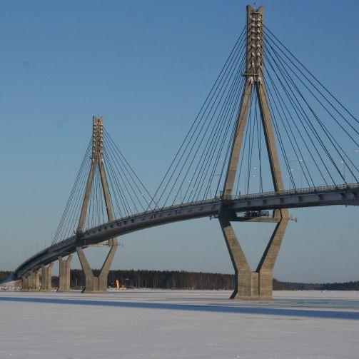 Raippaluoto bridge M.