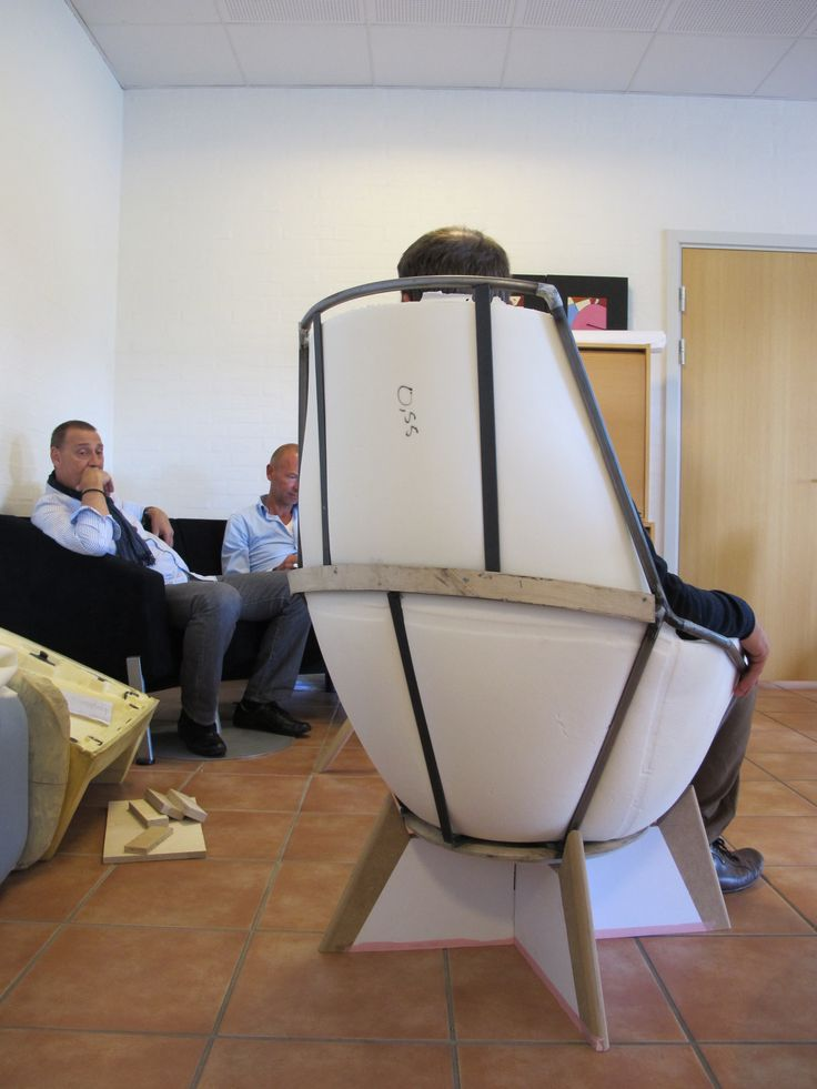 Seat fitting with different soft integral foam pieces