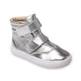 Space Shoe Silver