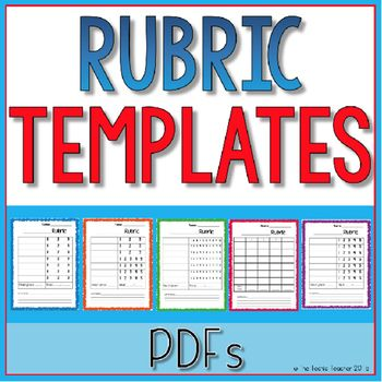 The  Best Rubrics For Projects Ideas On   Project