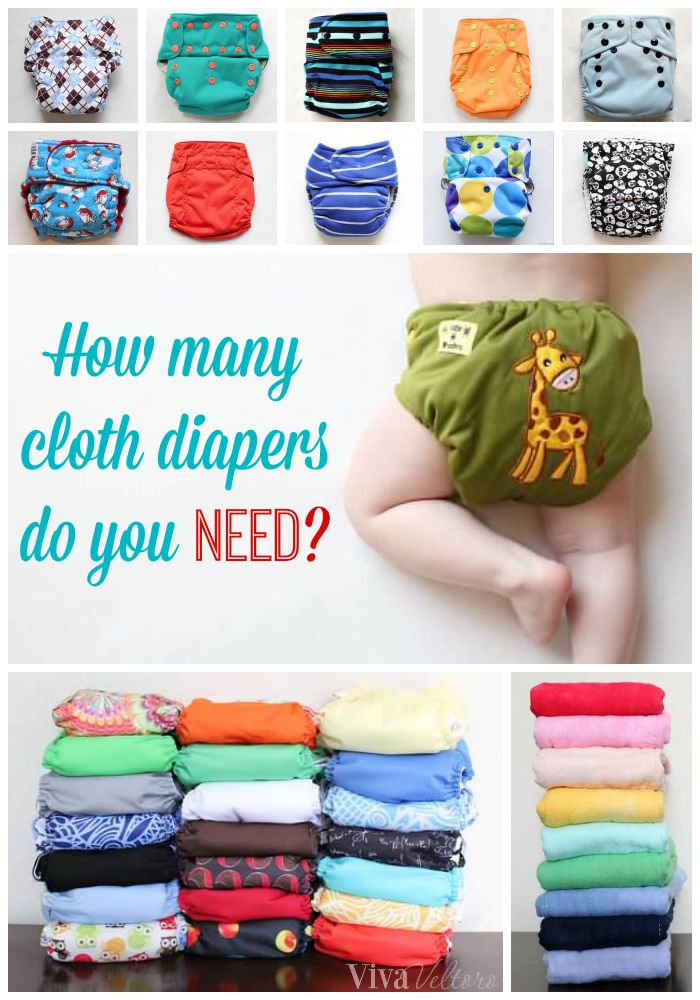 Prefolds, all in ones, microfiber, cotton - there are a lot of cloth diapering options. I'm telling you all about how to prep cloth diapers.
