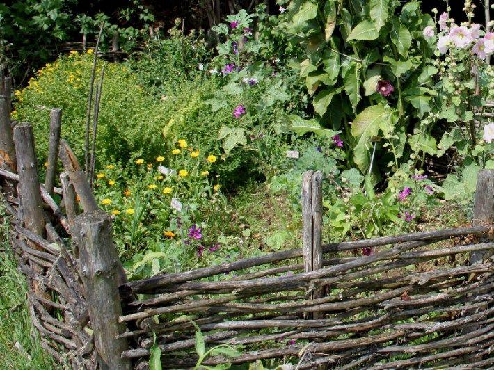 Les 1453 meilleures images propos de jardins sur for Jardin potager 78