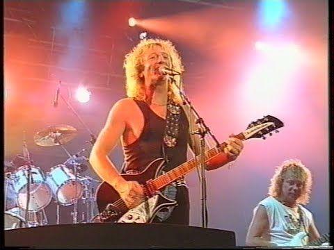 Smokie - Summer Of '69 - Live - 1992 - YouTube