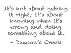 dawson's creek quotes - Google Search