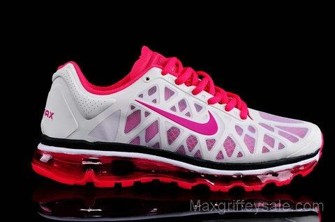 Nike neon running shoes