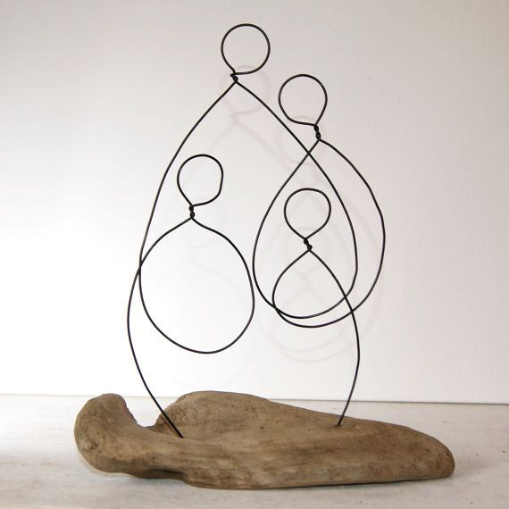 Best 25 Wire Sculptures Ideas On Pinterest Wire Art